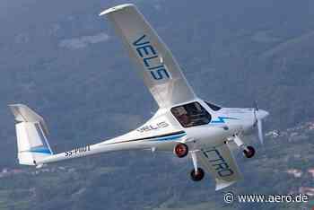 EASA zertifiziert zum ersten Mal ein Elektro-Flugzeug - aero.de