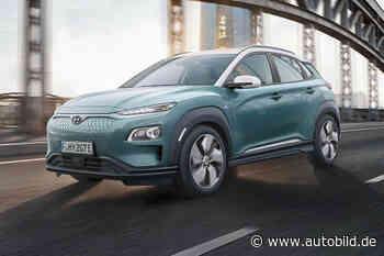 Kompakt-SUV Hyundai Kona Elektro sehr günstig im Privatkunden-Leasing - autobild.de
