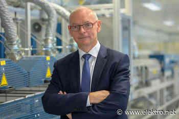 Armin Schnettler ist neuer VDE-Präsident - de - das elektrohandwerk