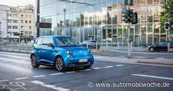 Hersteller von Elektro-Kleinwagen: E.Go Mobile ist insolvent - Automobilwoche