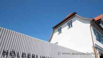 Hölderlinhaus in Lauffen nach längerer Renovierung geöffnet - Süddeutsche Zeitung