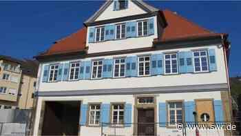 Das Hölderlinhaus in Lauffen am Neckar wiedereröffnet: Mit viel Gespür für das Original - SWR