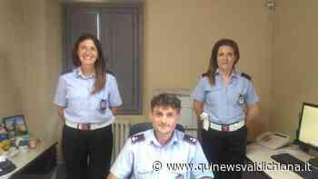 Due nuove agenti in azione - Qui News Valdichiana