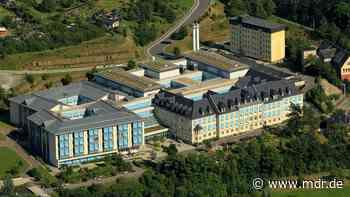 Greiz: Krankenhaus-Radiologie soll ausgelagert werden - MDR