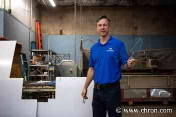 One word for tiding over Houston Custom Metal Works: 'Plastics' - Houston Chronicle