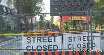South Park Street to be closed 1 week for hurricane Dorian repairs