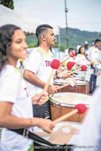 Centro de Educação, Arte e Cultura de Guaiuba (Cearc) será reinaugurado neste sábado (14) - Verso - Diário do Nordeste