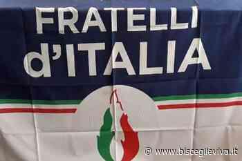 Raccolta firme di Fratelli d'Italia a Bisceglie - BisceglieViva