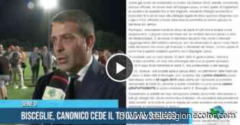 Bisceglie, Canonico cede il titolo al sindaco - TRNEWS - Puglia e Basilicata - Teleregione Canale 14