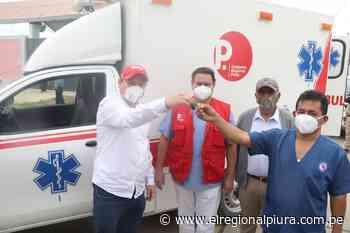 Paita: establecimientos de Salud de Vichayal y Tamarindo reciben ambulancias - El Regional