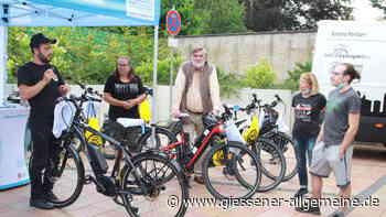 E-Bikes sind gefragt - Gießener Allgemeine