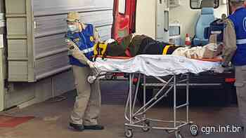 Idosa de 73 anos sofre fratura em queda no Bairro Santa Cruz - CGN