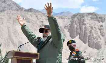 PM Narendra Modi`s Ladakh trip a strong message to China, shows India`s resolute stance on LAC standoff