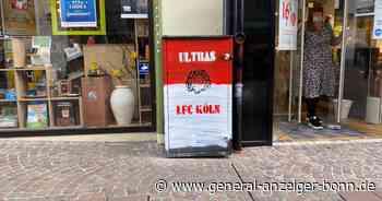 Einsatz der Feuerwehr: Unbekannte besprühen Kästen in Siegburg mit Farbe - General-Anzeiger Bonn