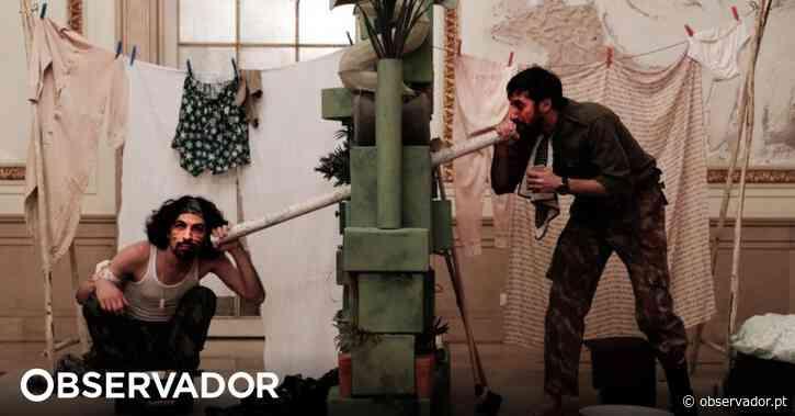 Festival de Almada tenta tomar o pulso à criação teatral portuguesa - Observador