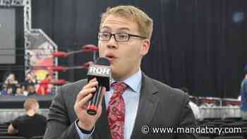 Ian Riccaboni Counters Claim That ROH Isn't Offering Contracts During The Pandemic