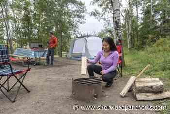 EINP camping, day-use resumes