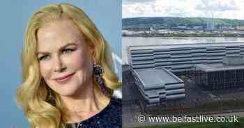 New Nicole Kidman movie to commence filming at Belfast Harbour Studios in August - Belfast Live