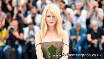 Work resumes on set of Nicole Kidman movie at Belfast Harbour studios - Belfast Telegraph