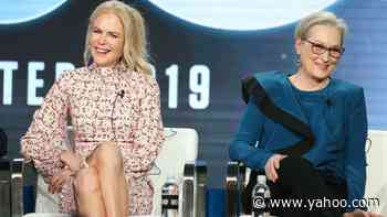 Nicole Kidman Says Her New Movie With Meryl Streep Is Nothing Like 'Big Little Lies' - Yahoo Entertainment