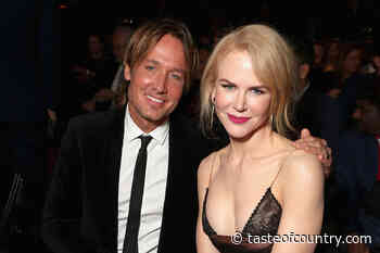 Keith Urban and Nicole Kidman Got Takeout for 14th Anniversary - Taste of Country