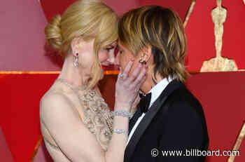 Keith Urban & Nicole Kidman Celebrate 14 Year Anniversary With Adorable Posts - Billboard