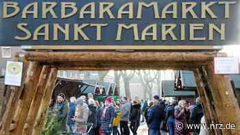 Kamp-Lintfort: Kein Barbaramarkt am ersten Advent - NRZ