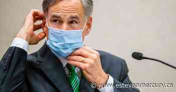 Texas governor issues mask order to fight coronavirus - Estevan Mercury