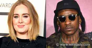 Adele & Skepta's Astrological Compatibility Is The Perfect Duet - Elite Daily