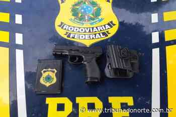 PRF prende falso agente aposentado da corporação em Natal - Tribuna do Norte - Natal