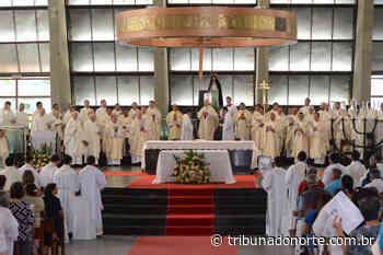 Comissão da Arquidiocese de Natal elabora plano para retomada de celebrações - Tribuna do Norte - Natal