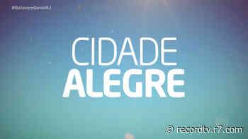 Cidade Alegre homenageia professores com gravação por celular e sem equipe técnica - Record TV