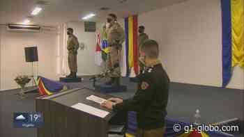 Batalhão da Polícia Militar em Pouso Alegre tem troca de comando - G1