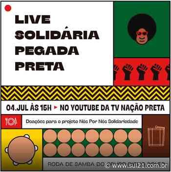 Movimento Pegada Preta reúne artistas e lideranças negras de Porto Alegre em live no próximo sábado (4) - Sul21