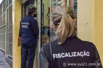 Covid-19: Prefeitura de Porto Alegre interdita mais de 20 comércios por descumprirem decreto - Sul21