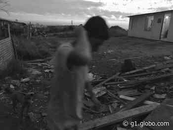 Construção de caixa d'água em comunidade de Porto Alegre é afetada pela pandemia - G1