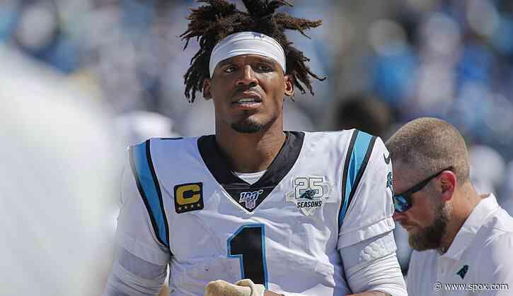 NFL: Quarterback Cam Newton unterschreibt Einjahresvertrag bei den New England Patriots - SPOX