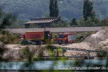 Räumung! Unfassbare Entdeckung am Baggersee in Hockenheim - Karlsruhe Insider