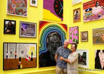 Exeter College graduate behind one of art's biggest lockdown trends - FE News
