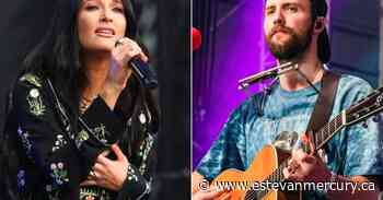 Reps: Singers Kacey Musgraves, Ruston Kelly file for divorce - Estevan Mercury