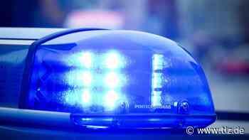 Mann beschmiert und springt in Gotha auf Suzuki - Thüringische Landeszeitung