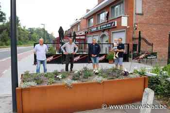 Dit restaurant zet (lood)zware middelen in om terras te beschermen tegen snelheidsduivels - Het Nieuwsblad