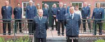 Feuerwehr: Zwei neue Führungskräfte treten ihre Ämter an - Nordwest-Zeitung
