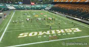 Edmonton Eskimos re-affirm name after Washington football team wavers