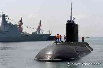 Did Russia Give Us a Sneak Peak of Its New Nuclear Hunter-Killer Attack Submarine?