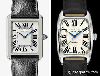 Want a Cartier Tank? Here Are Three Worthy Alternatives for Less - Gear Patrol