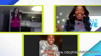 Dancing With Jason Derulo Ahead of the Wawa Welcome America Concert - NBC 10 Philadelphia