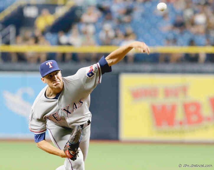 Rangers Pitcher Brett Martin Tests Positive For Coronavirus