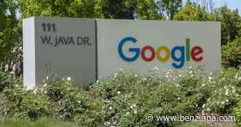 Google Puts Off Reopening Offices As Coronavirus Infections Escalate - Benzinga