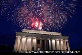 Trump plans huge July 4 fireworks show despite DC's concerns - Ashcroft Cache Creek Journal